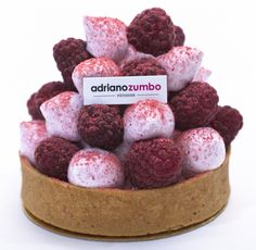 Adriano Zumbo is wonderful Zumbo's Just Desserts, Delicious Desserts, Yummy Food, Adriano Zumbo Cakes, Gourmet Recipes, Sweet Recipes, Zumbo Desserts, Pastry Art, Icebox Cake