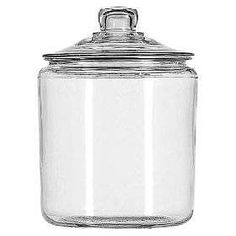 Shop for anchor hocking 1 gallon storage jar at Bed Bath & Beyond. Buy top selling products like Anchor Hocking® Heritage Hill Storage Jar and Anchor Hocking® Glass Cracker Jar. Shop now! Storage Canisters, Glass Canisters, Jar Storage, Kitchen Storage, Pantry Storage, Kitchen Canisters, Kitchen Cupboard, Pantry Organization, Kitchen Utensils