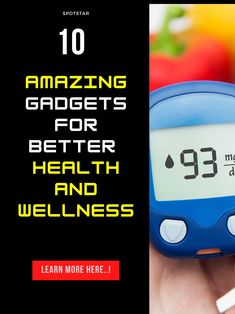 Amazing gadgets to Monitor your Health Amazing Gadgets, Cool Gadgets, Cardio Workout At Home, At Home Workouts, Must Have Gadgets, Blood Pressure Chart, Glucose Levels, Body Composition