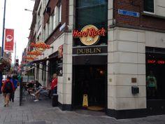 Hard Rock Cafe Dublin, Ireland
