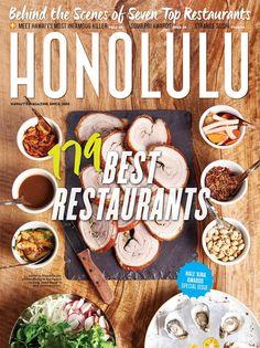 Honolulu Magazine January 2015