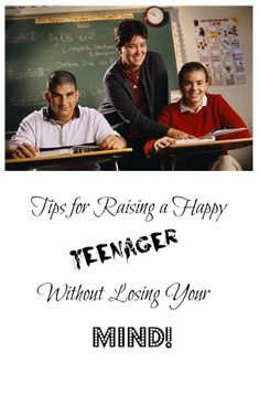 Our top tips on dealing with a teenager! #kids #Teens-->http://www.debtfreespending.com/?p=78117