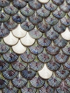 Download specifications Designer page The collection Plumage, designed by Cristina Celestino, starts from and thoroughly explores both the artisans' traditional ceramic, porcelain mosaic and the ar…