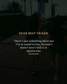TAG YOUR BESTIE . I just absolutely love yall friends of mine on here. All of y Friendship Quotes Besties Quotes, Happy Quotes, Funny Quotes, Friend Sayings, Best Friend Quotes For Guys, Just Friends, Quotes About Loosing Friends, Bestfrnd Quotes, Best Friend Quotes Meaningful
