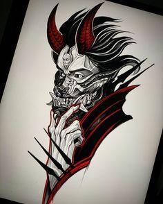 Japan Tattoo Design, Tattoo Design Drawings, Tattoo Sleeve Designs, Tattoo Sketches, Sleeve Tattoos, Neck Tattoos, Japanese Tattoo Art, Japanese Tattoo Designs, Gothic Tattoo