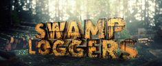 Swamp Loggers TV show Logo - Join SWAMP LOGGERS at the Mid Atlantic Logging and Biomass Expo going on September 20-21 in Selma, NC.
