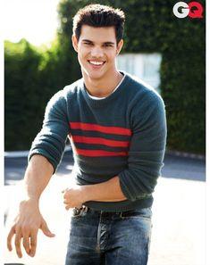 actor - Taylor Lautner