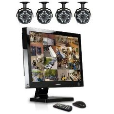 how to set up video surveillance systems on pc