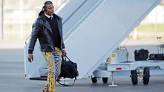Cam Newton's 'insane' Versace pants could be good sign for Panthers