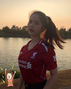 Liverpool kit Liverpool Kit, Football Fans, T Shirts For Women, Fashion, Moda, Fashion Styles, Fashion Illustrations