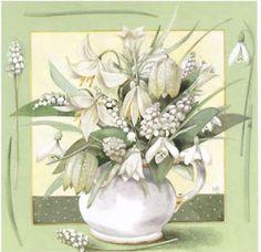 Marjolein Bastin - white vase