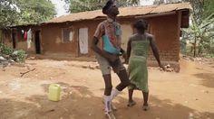Comedians dancing to MARIAROZA by EDDY KENZO.