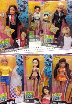 Teen Beach Movie Dolls | Flickr - Photo Sharing!