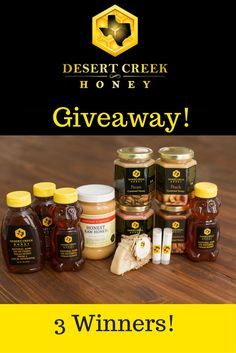 "A Giveaway for Unique, Raw, and All-Natural Texas Products!  Enter to win one of three prize packages from Desert Creek Honey! Each prize package contains:  2 units – 1 lb raw honey 2 units – 12 oz honey bear 1 unit – natural soap with beeswax 4 units – creamed honey, variety 2 units – natural beeswax lip balm  Enter at facebook.com/gardeningknowhow by midnight Sunday September 10, 2017.  Connect with Desert Creek Honey: https://www.desertcreekhoney.com  Use code ""GARDENING"" for 15% off at…"