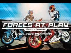 Powered by Oregon - two Oregon companies, Brammo and ICON motosports changing the industry one apex at a time. Stunt Bike, Vans Girls, Cool Motorcycles, Motorcycle Outfit, Monster Trucks, Play, Cool Stuff, Videos