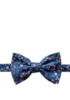 Original Penguin Mens Knit Self-Tied Bow Tie