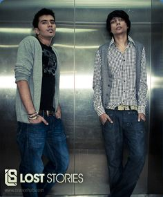ContraBass Records signs India's best progressive trance producers/DJ duo Lost Stories comprising of Prayag Mehta and Rishab Joshi. The duo becomes the first Indian electronic music act to sign to Universal Music India's purely electronic music sub-label ContraBass Records.