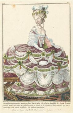 Representations of fashion in the Museum Collections