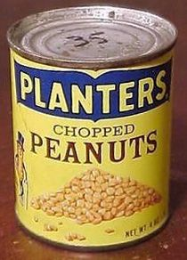 Planters Chopped Peanuts