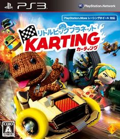 LittleBigPlanet Karting Japan Import *** You can get additional details at the image link. Note:It is Affiliate Link to Amazon. #LatestVideoGames