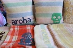 Article illustration Something Old, Wool Blanket, Cuddling, Creative Ideas, Blankets, Illustration, Fleece Knot Blanket, Illustrations, Blanket