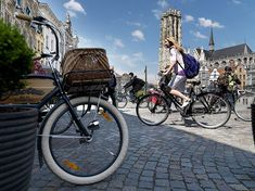 Viaje a Flandes en familia