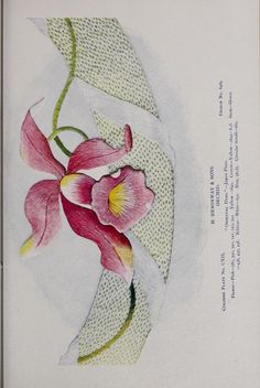 A treatise on embroidery, crochet and knitting ..