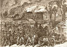 Trump, Canada Did Not Burn the White House Down in the War of 1812 - The New York Times Us History, History Facts, Robert Ross, White House Down, Rear Admiral, 24. August, War Of 1812, Major General, Question Of The Day