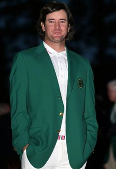 """Bubba Watson, 2012 Masters Champion!...Remember the Name...This Guys Is """"The Stuff"""" In PGA Golf These Days...He Has Skill, Is Humble, Honest, A Homebody & Dedicated Husband & Father..Fans Love His Easy Style & Comfortable Likeability....He'll Be Winning More Majors and, Hopefully, More Green Jackets In The Future...I Love This Guy...!!"""