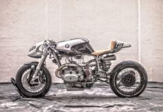 The Silver Bullet MKII is the second coming of the BMW RS Custom by XTR Pepo that took the moto-web by storm last year. The bike proved so popular that Bmw R45 Cafe Racer, Cafe Racer Bikes, Cafe Racer Build, Cafe Racer Motorcycle, Motorcycle Garage, Motorcycle Design, Bike Design, Cafe Racers, Motorcycle Types