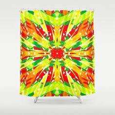 DANDADA Shower Curtain by Chrisb Marquez - $68.00
