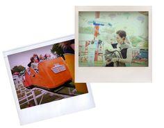 the sling diaries: molly and nicholas babywearing fun! #sakurabloom