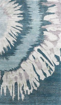 New Moon Rug - Nova, sea spray. This tie dye inspired design features varying shades of turquoise, light blue, pale lilac, and lime green. Textured Carpet, Beige Carpet, Diy Carpet, Patterned Carpet, Modern Carpet, Rugs On Carpet, Cheap Carpet, Yellow Carpet, Tibetan Rugs