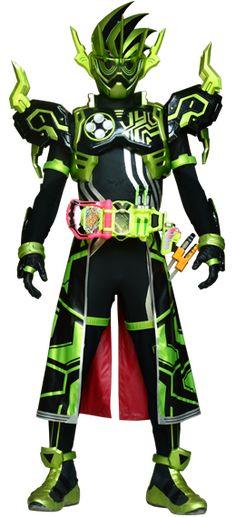 Kamen Rider Ex Aid, Kamen Rider Wiki, Kamen Rider Series, Hard Rock Music, Roundhouse Kick, Dragon Sword, Dramatic Music, Shoulder Armor, Circular Saw Blades