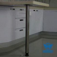 Aluminium profiles for furniture accessories, nature color and anodizing surface treatment.