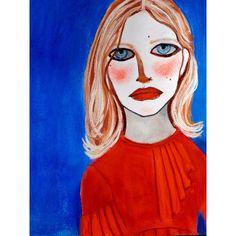 Unskilled Worker:  Cate Blanchett wears Gucci