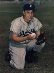 Pee Wee Reese  1940-1942, 1947-1957