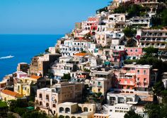 Positano Almafi Coast, Photo Diary, Positano, Travel Guide, Dolores Park, Italy, Mansions, House Styles, Bon Voyage