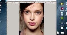 Eliminando las ojeras con Photoshop: extremadamente fácil
