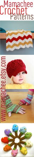 My fave site for getting free crochet patterns from! <3 There's a knitting version too - just as awesome :)