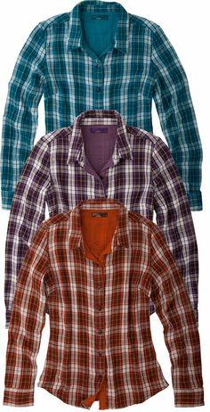prAna Riley Woven Shirt - Organic Cotton