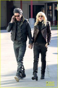 Gwen & Gavin - cool couple