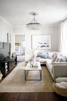 Awesome 49 Elegant Living Room Design Ideas. More at http://homenimalist.com/2018/03/09/49-elegant-living-room-design-ideas/