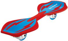 Razor Ripstik Ripster Brights - Red and Blue