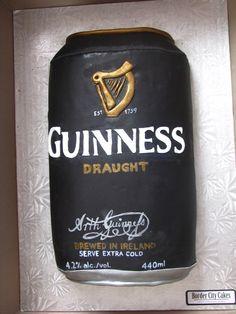 Chocolate Guinness Cake,  for Grandpa's 90th birthday.