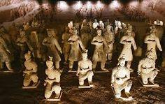 Výsledek obrázku pro terakotová armáda