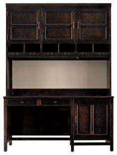 Artisan Buffet 30HX60WX18D MACINTOSH OAK by Home Decorators