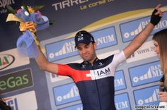 2014 tirreno-adriatico photos stage-02 - Matteo PELUCCHI (IAM CYCLING) beat the 150:1 odds of him winning Stage 2
