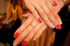 κοκκινα νυχια με στρας - Αναζήτηση Google