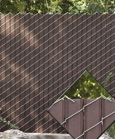 Fin2000 Chain Link Fence Slats